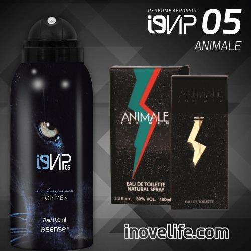 Perfume Aerossol I9vip 05 (ref. Animale)