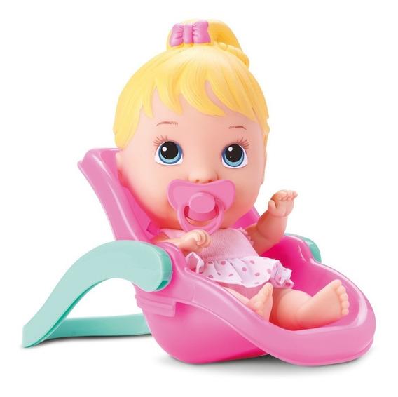 Boneca + Bebe Conforto Menina Divertoys
