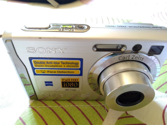 Camera Digital Sony W80