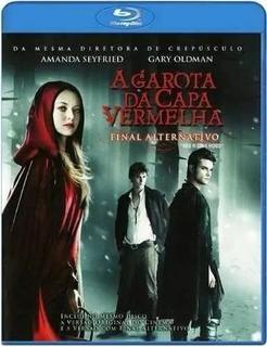 A Garota Da Capa Vermelha - Blu-ray / Frete Grátis