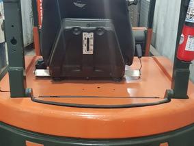 Autoelevador Electrico Toyota Con Bateria Y Cargador