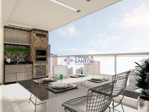 Apartamento Com 3 Dormitórios À Venda, 96 M² Por R$ 719.967,00 - Jardim Anália Franco - São Paulo/sp - Ap0211