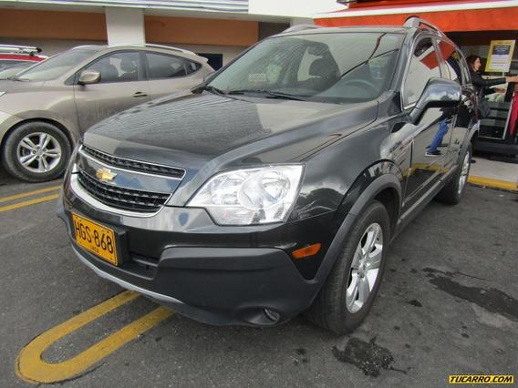 Chevrolet Captiva Sport 2.4 At