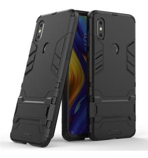 Capa Case Com Suporte Militar Defender Xiaomi Mi Mix 3 Mix3