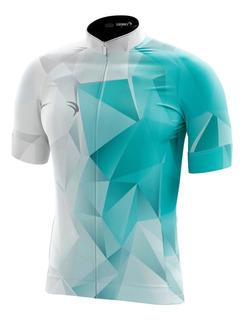 Camisa Ciclismo Sódbike M028 Ziper15cm