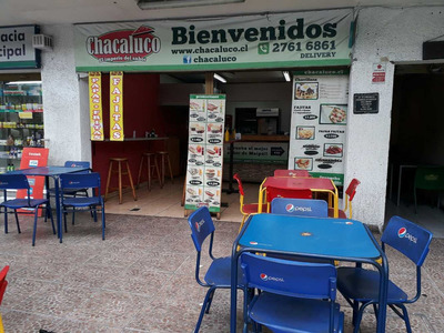 Local Comercial Comida Rapida