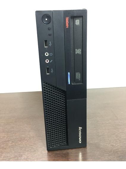 Desktop Lenovo M58 8gb 160gb + Nf + Garantia