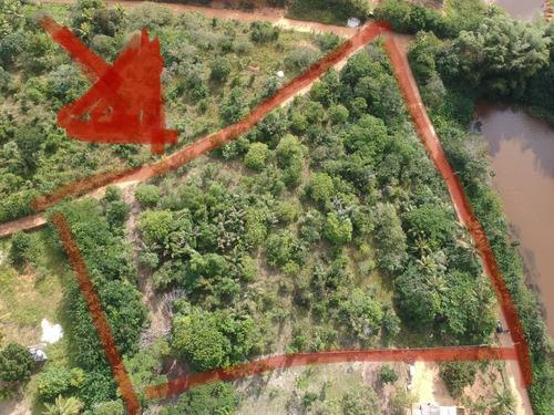 Imagem 1 de 7 de Vende-se Terreno Na Bahia (linha Verde/estrada Do Coco)