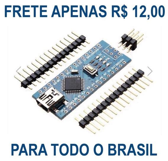 Arduino Nano V3.0 Atmega328p 5v 16mhz