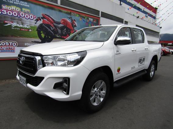 Toyota Hilux Mt 2400cc 4x4 Td