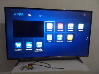Smart Tv 55 Ultra Hd Hyundai