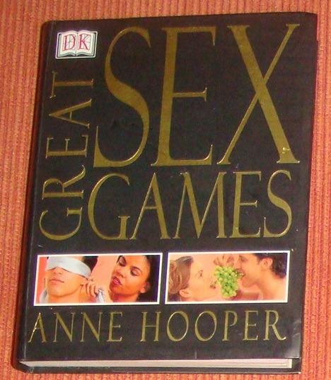 Mini Livro Great Sex Games ( Inglês )