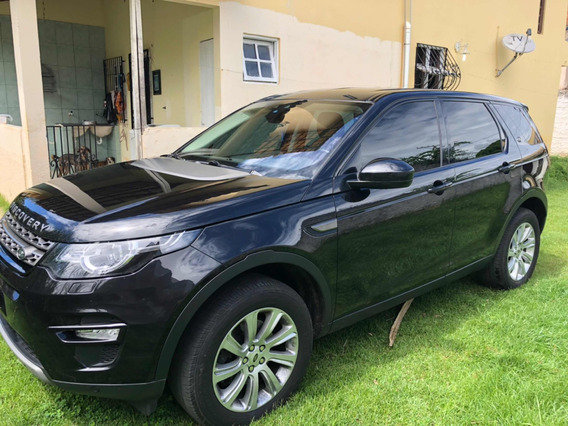 Land Rover Discovery Sport Diesel 7 Lugares