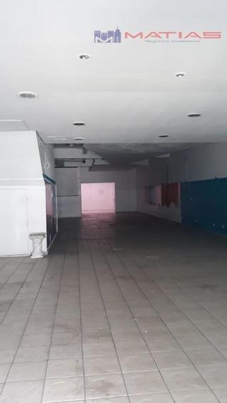 Galpão Para Alugar, 700 M² Por R$ 8.000/mês - Vila Carrão - São Paulo/sp - Ga0046