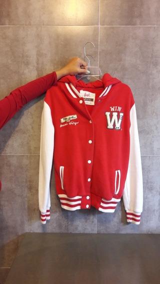 Sweter Rojo Bershka