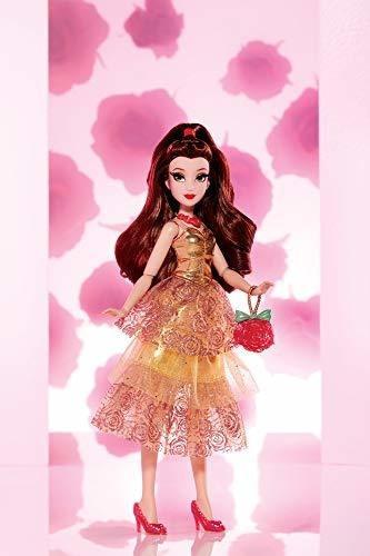 Imagen 1 de 5 de Disney Princess Style Series Belle Doll En Estilo Contemporr