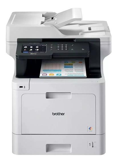 Impressora Multifuncional Brother 8900 Mfc-l8900cdw Color .