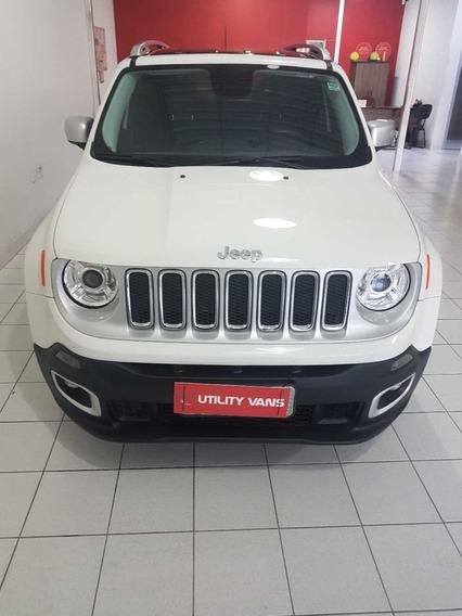 Jeep Renegade 1.8 16v Limited Flex 5p