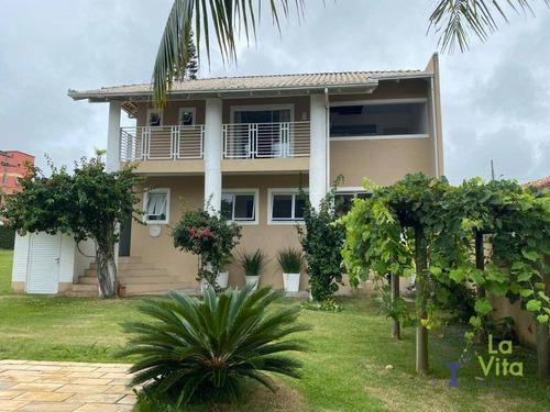Imagem 1 de 17 de Casa Com 3 Dormitórios À Venda, 990 M² Por R$ 1.100.000 - Armação - Penha/sc - Ca0409