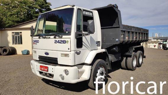 Ford Cargo 2428 2008 Caçamba 10mts³