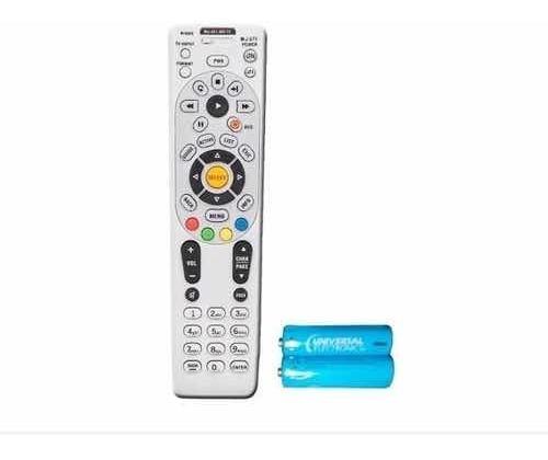 Imagen 1 de 3 de Control Remoto Simple Tv Directv Con Baterias