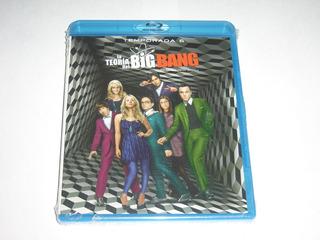 Blu Ray La Teoría Del Big Bang Temporada 6