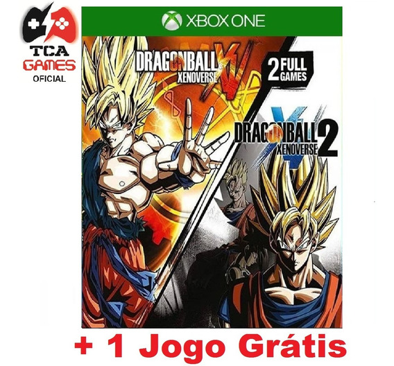 Dragon Ball Xenoverse Super Bundle Xbox One Mídia Digital