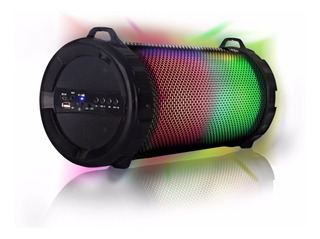 Parlantes Bluetooth Panacom Bz4100 9 W Bazooka Dacar