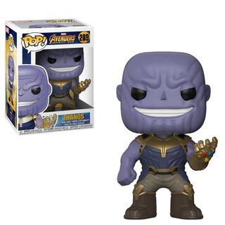 Funko Pop Thanos Avengers Infinity War 289 Muñeco Original