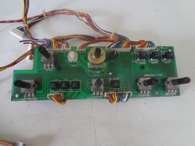 Placa Painel Osciloscópio Icel Sc-6020 20mhz
