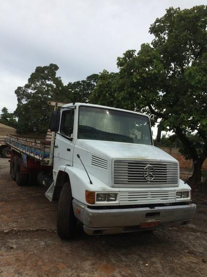 Caminhão Mb L1618 Truck Ano 96