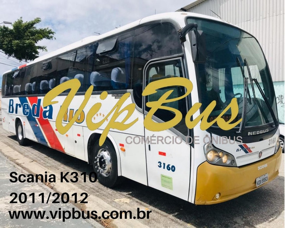 Scania K310 2011/2012 Financia 100% Neobus Road Vipbus