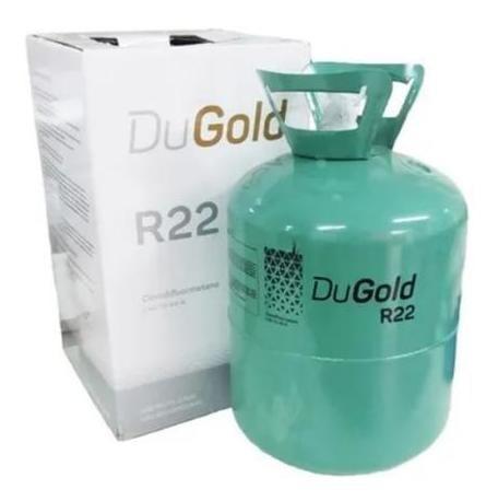 Fluído Refrigerante Dugold R-22 E 410a