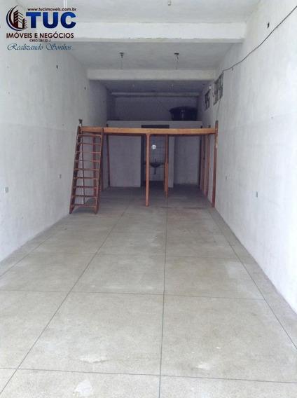 Salão Comercial 02 Banheiros -próximo Av Laura - Jd Laura Sbc - 2004