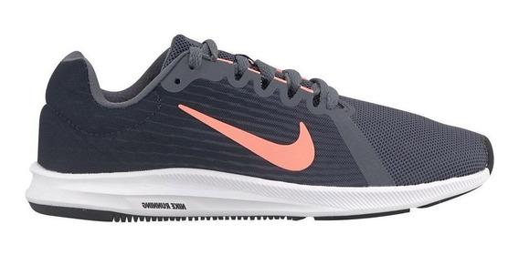 Zapatillas Running Nike Downshifter 8 Mujer - La Plata