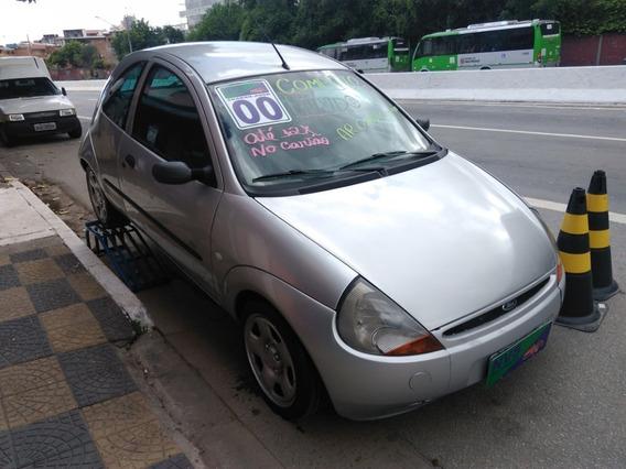 Ford Ka Gl Image 3p 1.0 2000 Prata