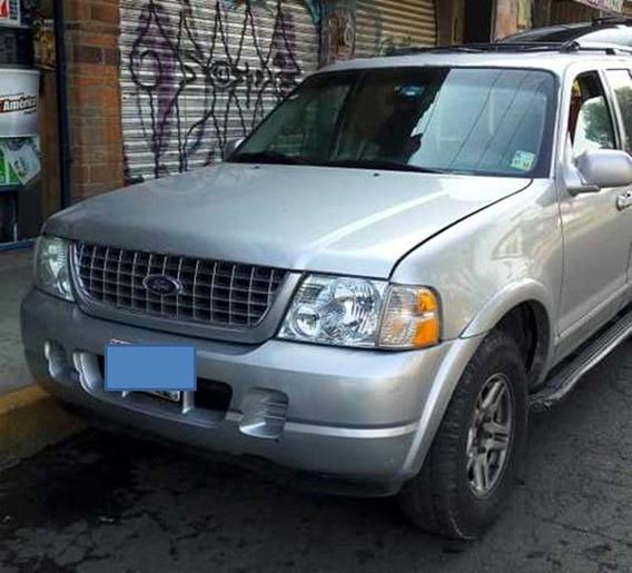 Ford Explorer 2002 4.6 V6 Automática