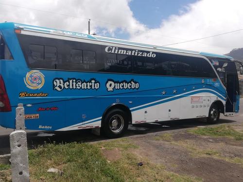 Se Vende Con O Sin  Acciones Y Derechos Bus Hino Fg 2009
