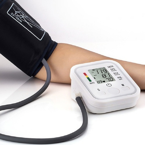 Tensiómetro Digital De Brazo Para Medir Presión Automatico