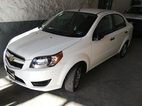 Chevrolet Aveo 2017 Credito