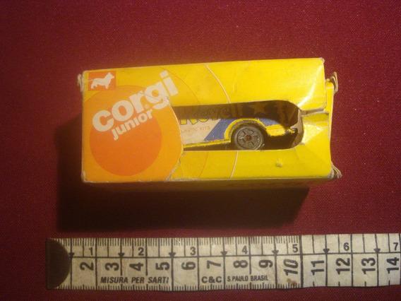 Miniatura Kiko Corgi Revell Brasil Furgão C7.14