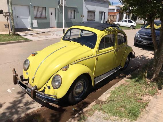 Volkswagen Escarabajo Sunroof