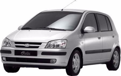 Hyundai Getz Por Partes.