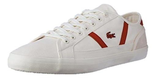 Zapatillas Lacoste Sideline 119 Blanco 4y0 Blancoj18 Azulwn1
