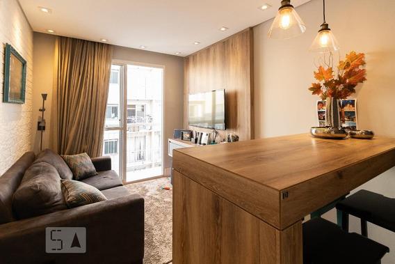 Apartamento À Venda - Butantã, 2 Quartos, 50 - S893046736
