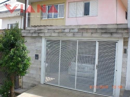 Imagem 1 de 11 de Casa Sobrado Para Venda, 3 Dormitório(s) - 3096