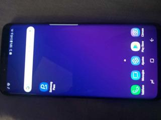 Samsung Gañaxy S9 De 64 Gb Negro