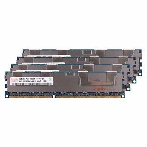 Memoria Ram 8gb (2x4gb) Ddr3 10600r Para Hp Dell E Apple