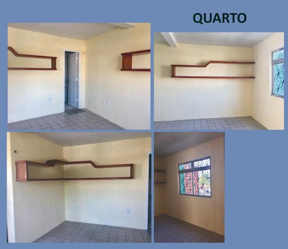 Apartamento Bem Localizado E Ventilado Para Alugar