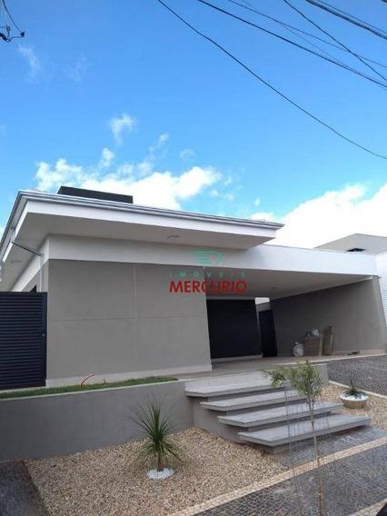 Casa À Venda, 200 M² Por R$ 850.000,00 - Quinta Ranieri - Bauru/sp - Ca2821